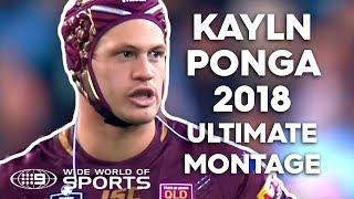 Kalyn Ponga Highlights | 2018 Ultimate Montage