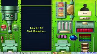 Hoyle Puzzle Games 2005 - Panic - Classic (Level 1 - 8)