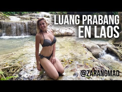 LUANG PRABANG, EL PARAISO COLONIAL DE LAOS