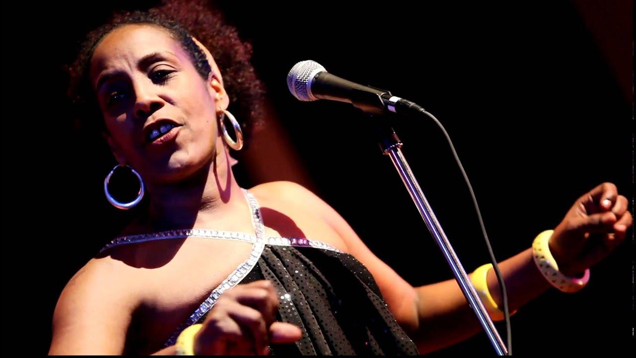 Xiomara Laugart Xiomara Laugart in concert at Jamaica Performing Arts
