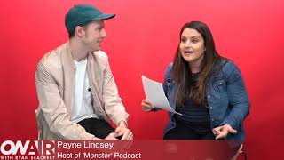 Sisanie Talks To Payne Lindsey About His New Zodiac Killer Podcast | On Air with Ryan Seacrest