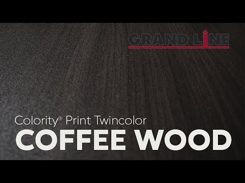 Новый цвет Colority Print - Coffee Wood