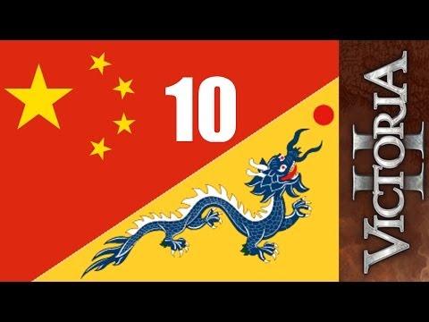 China Dragon 10 - Saving Asia - Victoria 2 HOD