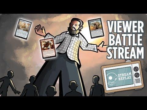 Viewer Battle Stream!!!! Standard, Modern and Momir!!!