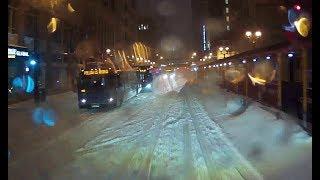MCTS vs. Polar Vortex & Snowstorm