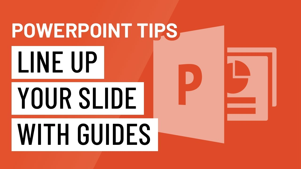 PowerPoint Quick Tip: Line Up Your Slide With Guides