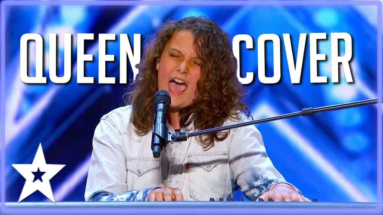 14-Year-Old Singer WOWS Simon Cowell With QUEEN Cover on America's Got Talent 2021 | Kids Got Talent