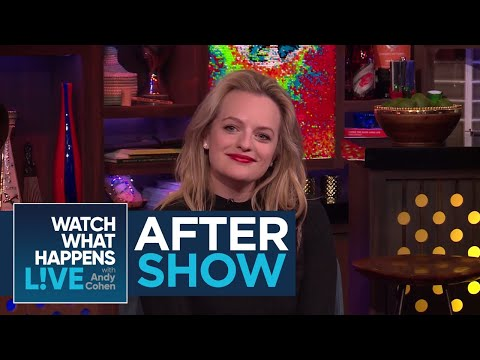 After Show: Elisabeth Moss Says How Intimidated She Was Working With Robert Redford In Truth | WWHL