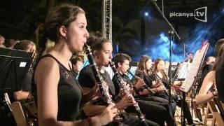 BANDA UNIÓ MUSICAL PICANYA FESTES 2016 - PASADENA