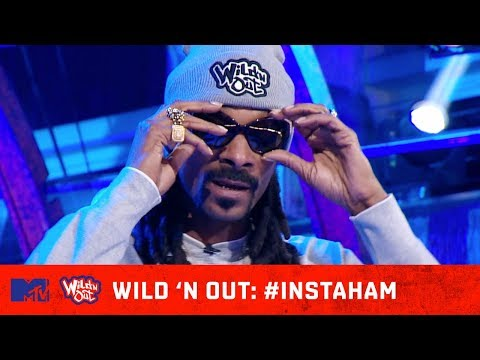 Snoop Dogg Goes H.A.M. On Wiz Khalifa 😂 | Wild 'N Out | #InstaHam