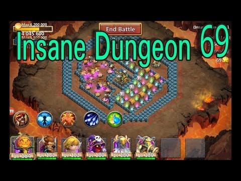 Farming Insane Dungeon 69