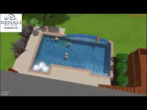 Bernazal V2 Austin Pool Contractors | Denali Pools