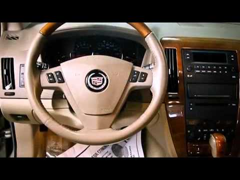 2007 Cadillac Sts 4dr Sdn V6 In Moline Il 61265 Youtube