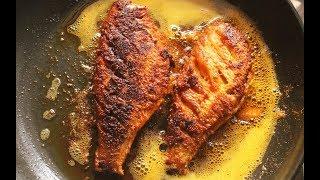 Kilimeen Varuthathu | Pink Perch Fry | Kerala Style Fish Fry