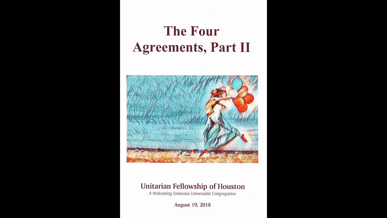 The Four Agreements Part Ii Speaker Patti Henry Youtube
