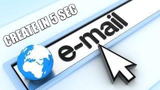 Wie Erstellen Sie Fake-E-mail-Konto Innerhalb von 5 Sekunden *Nutzen & per E-Mail* Schnelles und Einfaches