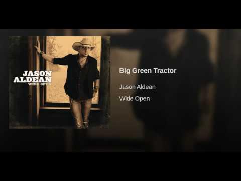 Big Green Tractor