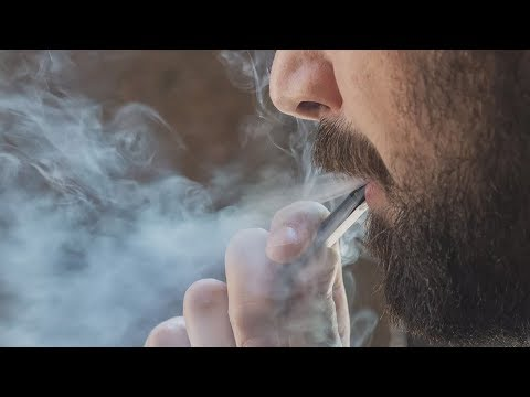 E-cigarette vaping harms mucus clearance, study suggests