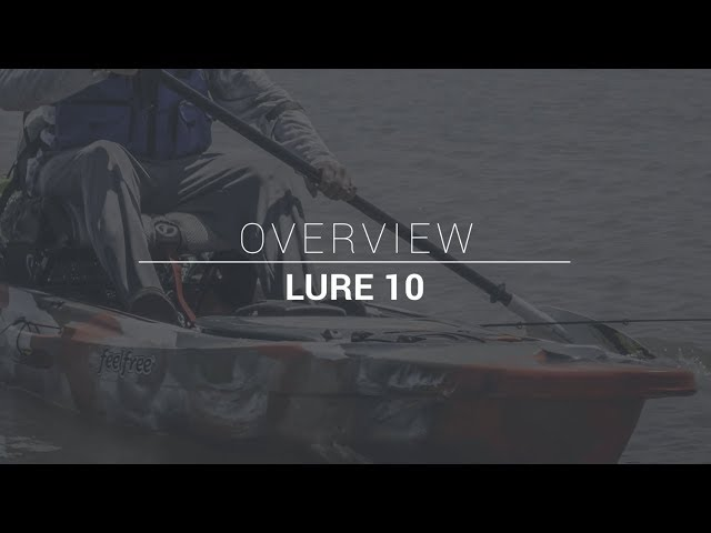 Feelfree Kayaks - Lure 10 Overview
