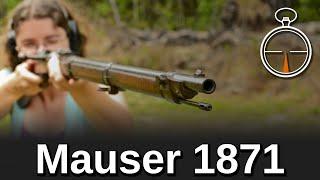 Minute of Mae: German Mauser 1871