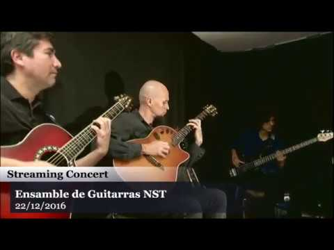 Ensamble de Guitarras NST QUITO ¨STREAMING CONCERT¨