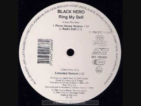 BLACK NERO - Ring My Bell (Extended Version) - 1996