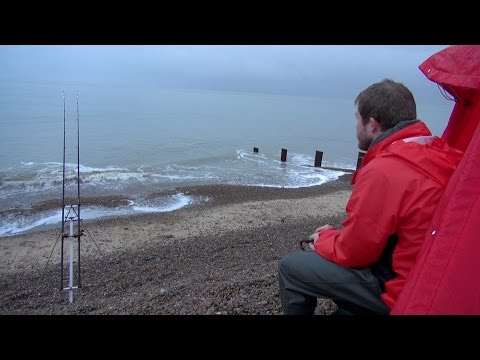 Sea Fishing For Cod From The Beach - Cod Quest Part Five