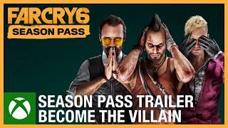 Far Cry 6: Pase de temporada | Vuélvete el villano