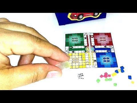 Diy   Miniature Doll Board Game   Ludo  