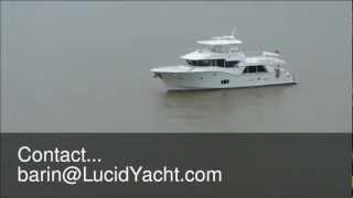 Argos 70 a fast explorer yacht