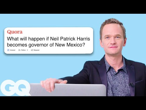 Neil Patrick Harris Goes Undercover on Reddit, Twitter, and YouTube | GQ