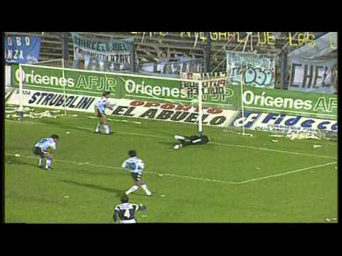 Марадона в мач срещу Аржентина Quilmes (1994)