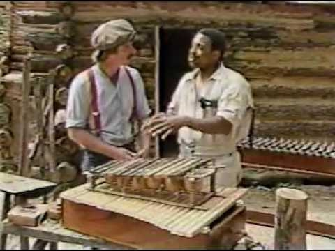 The Woodwright's Shop S08E11 African Influences