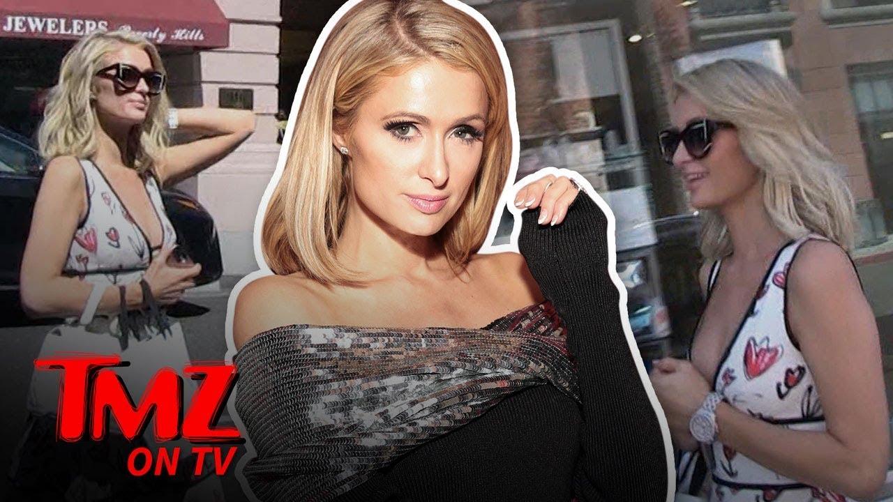 Download Paris Hilton Rides The Shade Train Into Khloe Kardashian | TMZ TV