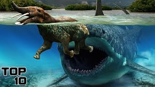 Top 10 Extinct Animals We Shouldn't Bring Back To Life - Part 3