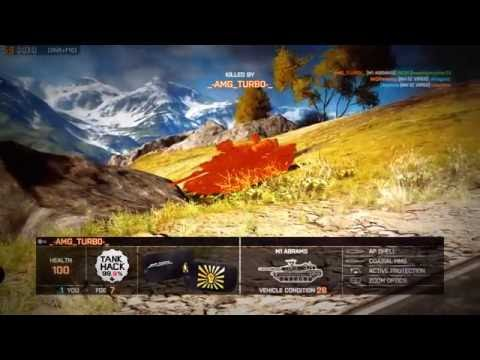 Battlefield 4 tank hack ban this fool(GT70-GTX675MX)