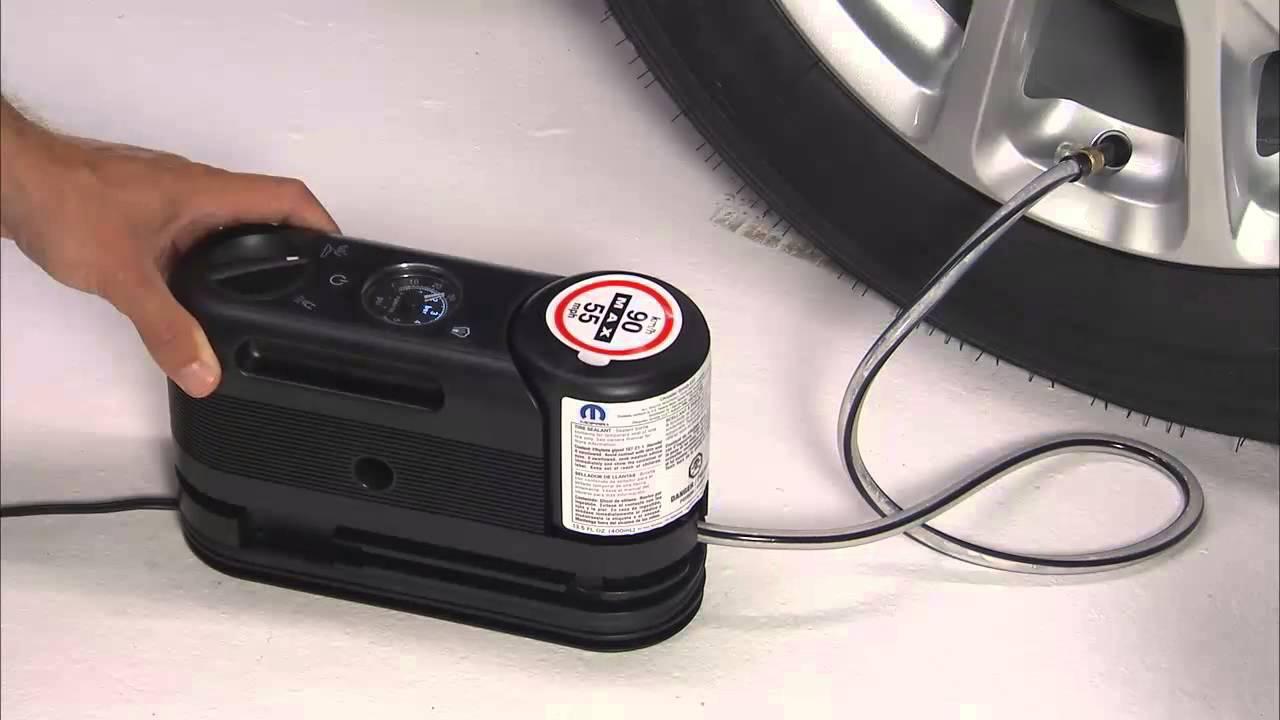 2014 fiat 500l tire service repair kit youtube 2010 Camaro Spare Tire Location youtube premium