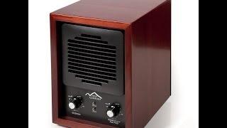 New Comfort 3500 Series 6 Stage Air Purifier UV Ozone Generator Odor Smoke Remover