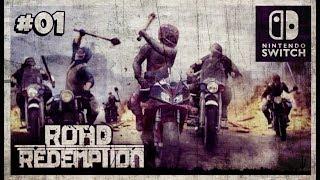 ROAD REDEMPTION (Nintendo Switch) - MODO CAMPAÑA 01