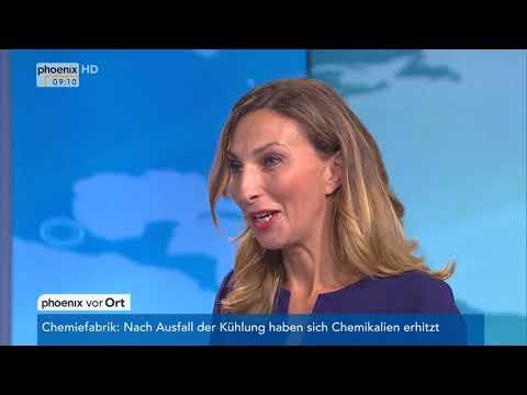 Brexit-Verhandlungen: Alexander Graf Lambsdorff im Tagesgespräch am 31.08.17