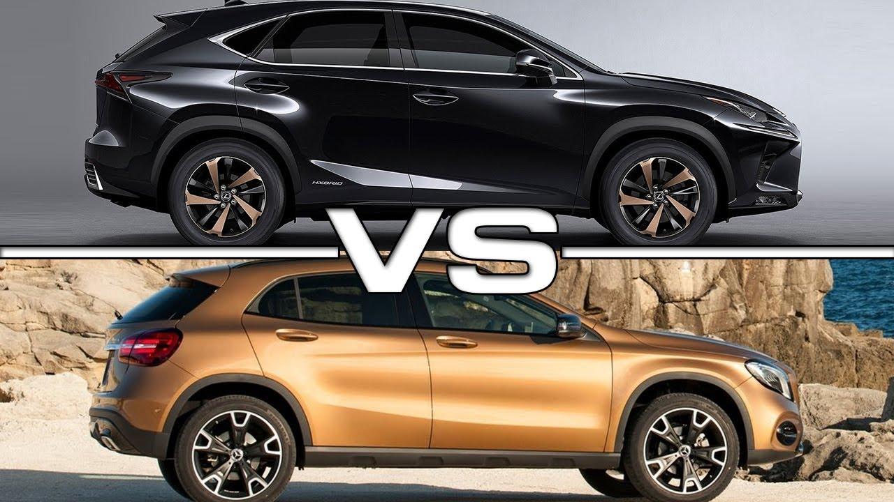 2018 Lexus NX vs 2018 Mercedes GLA - YouTube