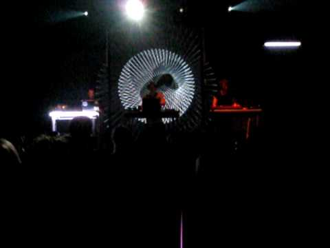 Moderat live @ Gloria Theater Köln (Headhunter - Prototype Modeselektor remix)