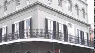 Real haunted houses :LaLaurie House, New Orleans, Louisiana