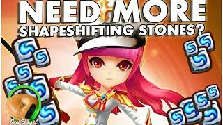 SUMMONERS WAR : Need More Shapeshifting Stones? (Transmogrification)