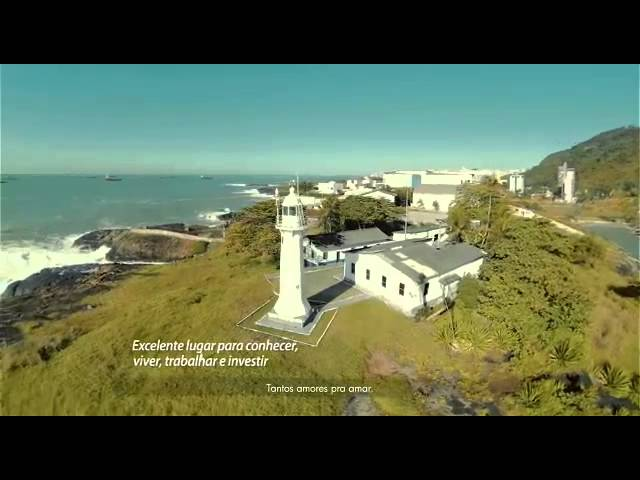 Vídeo Espírito Santo - Turismo