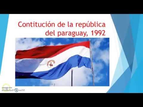 los-derechos-laborales-constitución-de-la-república-de-paraguay,-1992