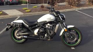 Contra Costa Powersports-Used 2015 Kawasaki Vulcan S 650 middleweight cruiser motorcycle $5699