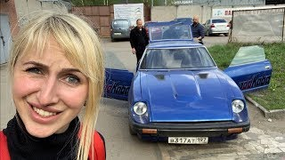 Хочу как Wangan Midnight. Купили 280 zx!
