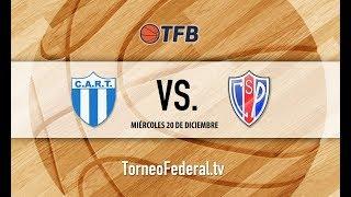 Mesopotamia: Atlético Tala vs. Peñarol de Rosario del Tala   #TFB