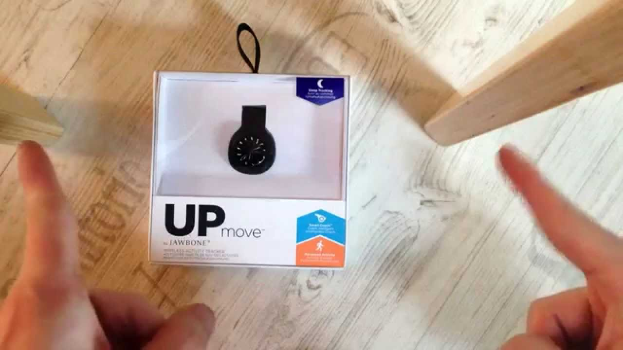 Unboxing! Jawbone uP Move Fitness Tracker[German/HD ...